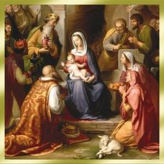 Charity Christmas Card - Nativity - Cards For Good Causes
