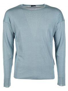 JIL SANDER Jil Sander Silk Sweater. #jilsander #cloth #https: