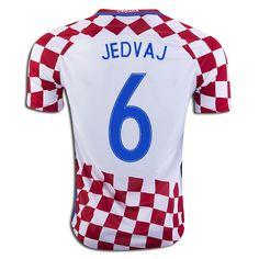 Croatia National Team 2016-17 Home Soccer Uniform (Shirt+Shorts ... 5d7a90d7b