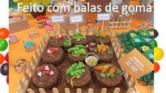 BALAS DE GOMAS E BALAS DE GELATINA - MDC MUNDO DOCE CONFEITADO
