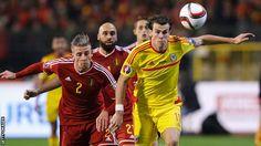 Gareth Bale: Real Madrid winger 'saving himself for Wales' Real Madrid #RealMadrid