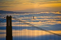 PHOTOS: Marin Students' Photography Featured in Bank of Marin 2013 Calendar - San Anselmo-Fairfax, CA Patch #GoldenGateBridge #Bridges #Fog #BayArea #SF #Marin