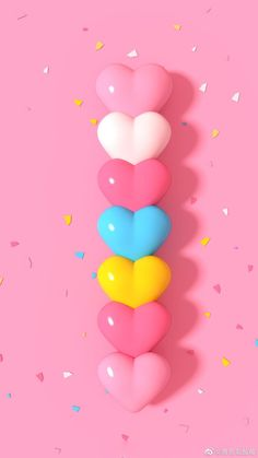 Rainy Wallpaper, Flowery Wallpaper, Flower Phone Wallpaper, Heart Wallpaper, Pastel Wallpaper, Tumblr Wallpaper, Love Wallpaper, Wallpaper Iphone Cute, Cellphone Wallpaper