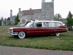 1959 Caddie Ambulance