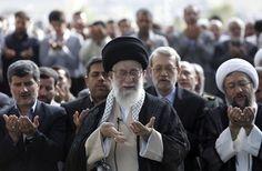 Líder do Irã chama Israel de 'cachorro raivoso' e cita genocídio em Gaza | Tô de Olho Em Você