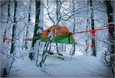 Compact Portable Tents : Jero Winter Hiking, Winter Camping, Tent Camping, Outdoor Camping, Tree Tent, Portable Tent, Hanging Tent, Hammock Tent, Tent Design