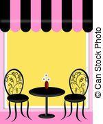 Restaurante ilustraciones y clipart