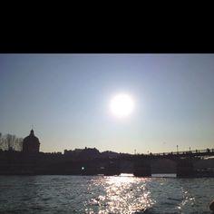 Very nice say in Paris