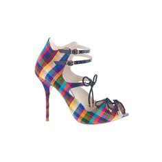 Pin for Later: Je parie que vous n'arriverez pas à choisir seulement une paire dans cette collection J.Crew ! Sophia Webster pour J.Crew Finn Pumps ($595)
