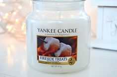 autumn home yankee candle fireside treats