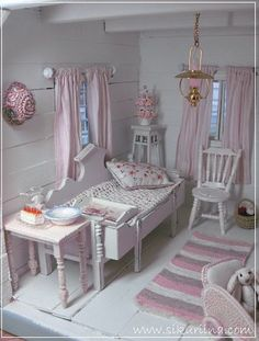 Shabby chic little room
