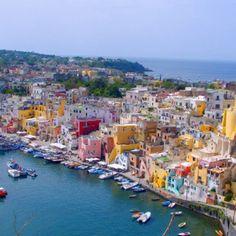 Mooie Italiaanse eilanden