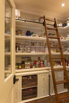 """""""View this Great Traditional Pantry  by Thea Segal. Discover & browse thousands of other home design ideas on Zillow Digs."""""""