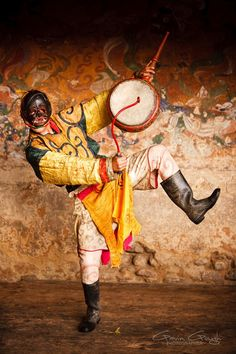 Bhutan by Gavin Gough
