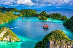Vietnam| Алые паруса. Бухта Халонг, Вьетнам