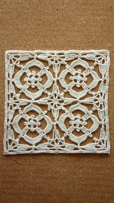Crochet Shawl Diagram, Crochet Blanket Patterns, Crochet Motif, Turkish Tiles, Portuguese Tiles, Moroccan Tiles, Slab Pottery, Pottery Clay, Sculpture Clay
