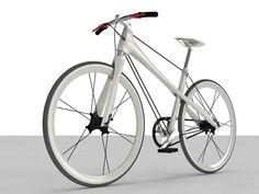 Wire Bike Concept by Ionut Predescu