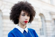If You're Thinking About….. Red Lips « The Sartorialist