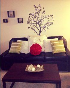Apartment decor http://jasmina12.wix.com/jasmine-beman#!home/mainPage