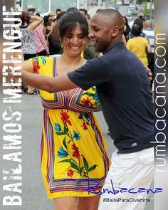 Bailamos #Merengue #Rumbacana #BailaParaDivertirte  Invita un amigo al #SanoVicioDeBailar #Baile #Bailar #Fiesta #Rumba #Venezuela #Caracas