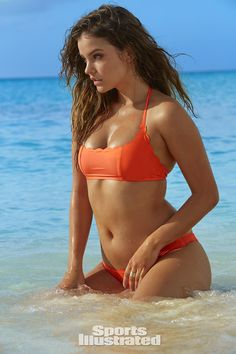 Barbara Palvin Swimsuit Photos, Sports Illustrated Swimsuit 2016