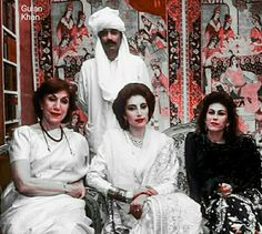 Benazir Bhutto Oxford Party Girl Cursed By Bloodsoaked Family - Bhutto family