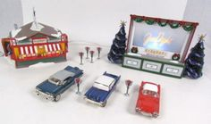 Department 56 Drive in theater