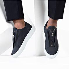 Axel Arigato Clean 90 Zip | www.axelarigato.com | #axelarigato #sneakers #leather #shoes