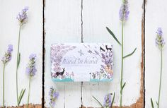 Ethically harvested from sustainable resources made up of natural ingredients, the triple milled shea butter lavender soap is soothing to your skin and senses, gentle on our environment, and a beautiful compliment to your home. Organic, Vegan, and Cruelty-free, each bar is pressed, milled & packaged in Vermont.   For every bar soap purchased, Hand in Hand donates one bar of soap & one month of clean water to a child in the developing world. #Lavender #LoveforLavender #TheGoodBuy #BuyGood