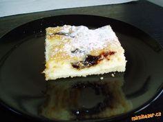 Úžasně rychlá tvarohová buchta s povidlím, chuť jako koláče, hned hotová  Amazingly fast curd cake with povidlím, taste like cakes, ready now