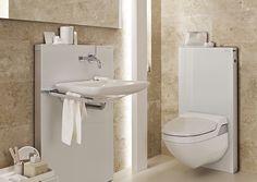 Ouderwetse Stortbak Toilet : 24 beste afbeeldingen van geberit monolith bathroom washroom en