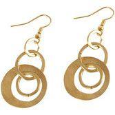 Nested Circle Earrings