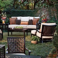 Summer Classics Oxford ... Featured At The Patio Shop ... The Premiere Patio  Furniture Showroom In Chattanooga TN