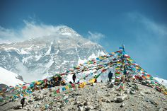 Epic vacations you'll want to take: Trek up the breathtaking Himalayas to Mount Everest base camp.