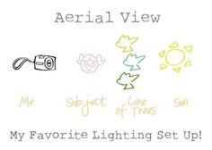Favorite Lighting Tips