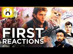 Spread the love - Compartir en Redes Sociales Solo: A Star Wars Story First Reactions REVEALED Disney and Lucasfilm held the world premiere for Solo A Star Wars Story tonight, and we've got the first reactions to the young Han Solo movie!