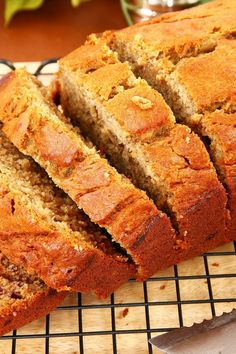Weight Watchers Friendly Easy Hawaiian Banana Nut Bread with Coconut and Pineapple Recipe - 15 Minute Prep Time - 9 WW Smart Points