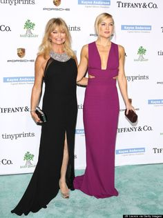 Kate Hudson And Goldie Hawn Hit The Red Carpet Together   The ...