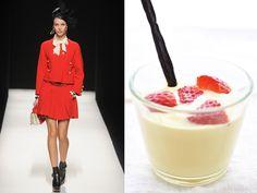 Moschino fw 2012-13 / Vanilla cream