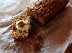 Oatmeal Bread, Banana Bread, Yogurt Recipes, Oat Flour, No Bake Desserts, Greek Yogurt, 1 Cup, Pecan, Olive Oil