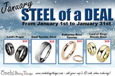 January 2017 Steel of a Deal