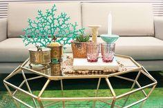 Veja como decorar uma mesa de centro em 3 estilos | WESTWING