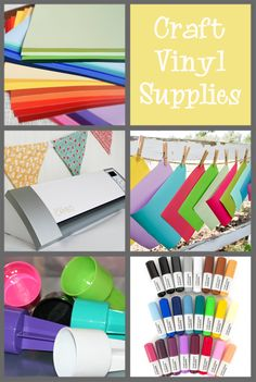 myvinyldirect.com offer a variety of fun vinyls for all your DIY projects at affordable prices!