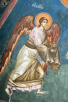 Byzantine Icons, Byzantine Art, Fresco, Russian Ark, Russian Icons, High Art, Orthodox Icons, Christian Art, Kirchen