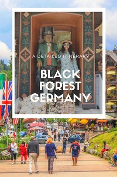 3 day offbeat Germany road trip itinerary - Black Forest, Lake Constance, and Lindau. Planning your trip, itinerary, and things to do. Austria Travel, Germany Travel, European Vacation, European Travel, Europe Travel Guide, Travel Destinations, Travel Souvenirs, Holiday Destinations, Lindau Germany