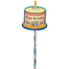 Birthday Cake Pencil Tux