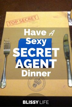 Chiang Mai Restaurant Where You Can Be A Sexy Secret Agent! via @blissy_life
