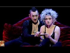 ALAN CUMMING  ~TANGO BALLAD~Three Penny Opera~Alan Cumming~Cyndi Lauper