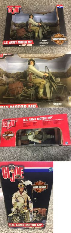 Military and Adventure 158679: *New* Harley Davidson G.I Joe No.2 U.S Army Motor Mp -> BUY IT NOW ONLY: $79.99 on eBay!