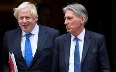 Exclusive: Philip Hammond allies brand Boris Johnson 'simple minded' as Brexit rift deepens